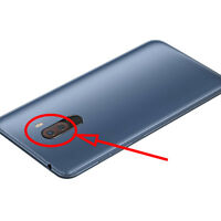 For Xiaomi Pocophone F1 Rear Back Camera Glass Lens With Adhesive Replace Part