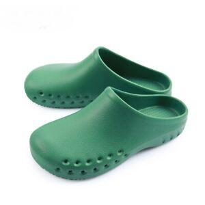 Medical Clogs Nursing Surgical Slippers Hospital Work Comfort Shoes Lightweight