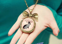Hot New Arrival Fashion Beautiful Alloy Rabbit Sweater Chain Necklace Pendant