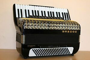 Hohner Atlantic IV DeLuxe 120 bass LMMH Accordion Akkordeon Fisarmonica