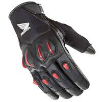 2018 Joe Rocket Honda Cyntek Leather/Textile Motorcycle Gloves - Pick Size