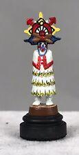 Daniel Kronberg Bronze Dollhouse Miniature - Native American Kachina Doll 3