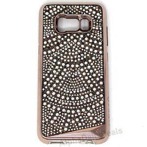 Case-Mate Samsung Galaxy S8 Protective Case Brilliance Lace Crystal Gold