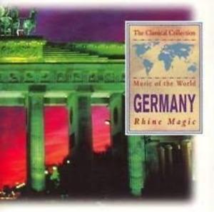 Music Of The World-Germany:Rhine Magic (UK IMPORT) CD NEW