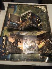 TWO WORLDS 2*TOP RPG Wie GOTHIC*KARTE*FLIP BOX*deutsch*PC*CD*komplett*OVP