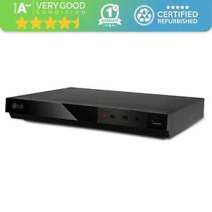 LG Slim DVD Player | DP132 | USB- Xvid- Scart - NO HDMI | No Remote