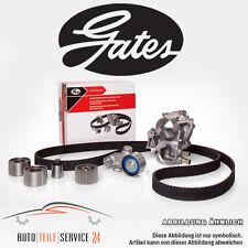 Zahnriemensatz Wasserpumpe Gates mit Spannrolle Citroen C4 C5 Fiat Scudo Lancia