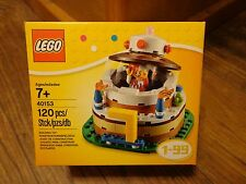 LEGO--BIRTHDAY CAKE DECORATION SET (NEW) 40153