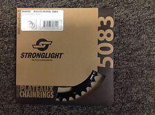 Stronglight 38t 110 BCD Black PARACATENA