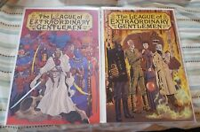 League of Extraordinary Gentlemen volume two #1 & 2
