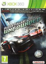 Ridge Racer Unbounded Microsoft Xbox 360 7+ Racing Game