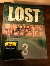 New Lost - The Complete Third Season (DVD, 2007, 7-Disc Set, The Unexplored...