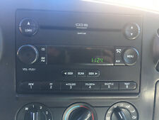 2005 Ford F250/Focus 6 MP3 Disc In-Dash Changer