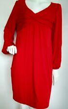 WALLIS casual jersey tunic dress size 16 --BRAND NEW-- long sleeve front pockets