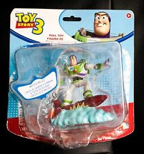 Toy Story 3 Buzz Lightyear Pull Toy Action Figure Disney SCS