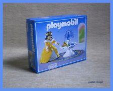 Playmobil # 3033 Princesa & fuente mágica y en caja sellada fairytailes hecho en Malta 1998