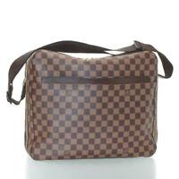 LOUIS VUITTON Damier Ebene Dorusoduro Shoulder Bag N45251 LV Auth sa1706