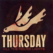 Thursday - KILL THE HOUSE LIGHTS [LIVE] CD/DVD  [2007]