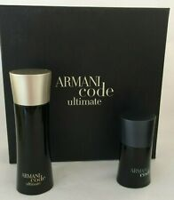 Armani Code Ultimate By Giorgio Armani Gift Sets: 2.5 oz Edt Intense+1oz Edt Spr