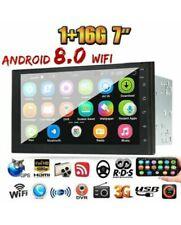 2 Din 7'' Android 8 Pantalla táctil Radio para coche Reproducto wifi gps y bt