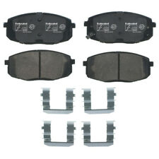 Disc Brake Pad Set Front Federated D1397C