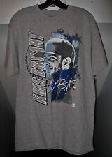 CHICAGO CUBS MLB KRIS BRYANT LITHO PRINT ADULT GRAY T-SHIRT PLAYER CHOICE NWT