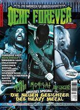 DEAF FOREVER  #5 - MAI/JUN 2015