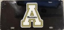 Appalachian State Mountaineers License Plate