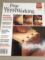 Taunton Fine Wood Working Magazine Vintage August 2006 Home Building Hardware