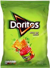 Doritos - Hint of Lime (4x230g)