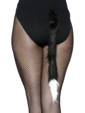 Cats Tail Ladies Aniaml Fancy Dress Accessory Furry Tail