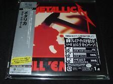 Kill Em All Metallica  JAPAN LTD MINI LP SHM-CD SEALED