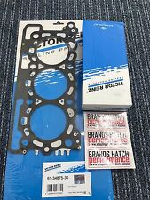Peugeot 2.7 407 HDI 607 HDI 24V Victor Reinz MLS Head Gasket & Bolts -One Side