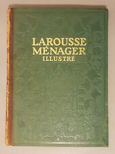 Larousse médical - Larousse ménager (Spécimen). Circa 1926.