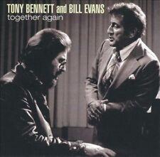 Together Again [Remaster] - Bill Evans Tony Bennett CD 2003 Concord bonus tracks