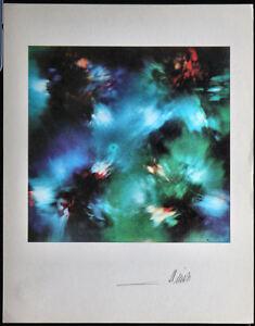 GIUSTI GIORGIO bolaffi Giusti's Dream 19  1974 30x23,5 firmato