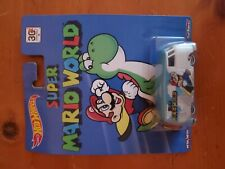 Hot wheels SUPER MARIO WORLD VW VOLKSWAGEN T1 Real riders