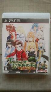 PS3 Tales of Symphonia Unisonant Pack 41047 Japanese ver from Japan