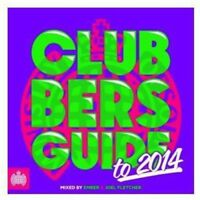 MINISTRY OF SOUND Clubbers Guide To 2014 2CD NEW Mixed By Ember & Joel Fletcher