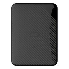 Western Digital Gaming Drive für PS4 2TB externe Festplatte schwarz Stoßfest
