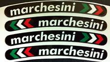 Striscie ruote cerchi moto Marchesini 04 - adesivi/adhesives/stickers/decal