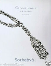 3 Sothebys Auction Catalogues/Books Geneva Jewels 15 May 2008 Jewellery Jewels