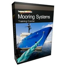 Mooring Anchor Systems Buoy Chain Training Book Manual