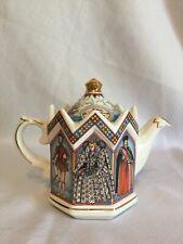 Sadler English Tea Pot Queen Elizabeth I and The Spanish Armada of 1588