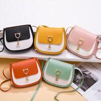 Women Casual Handbag Satchel Ladies Small Shoulder Bag Messenger Purse Bag