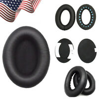 Leather Ear Cushion Kit for Bose QC2/QC15 Headphones - Ear Pads Quiet & Comfort