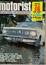 Practical Motorist Cars, 1960s Transportation Magazines