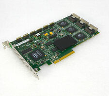 AMCC 3WARE 9650SE-24M8 24-PORT PCI-Express PCIe x8 SATA RAID CONTROLLER #O190