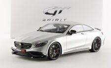 Mercedes Brabus 850 in Silver Resin Model Car in 1:18 Scale by GT Spirit