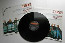 "INXS - New Sensation 1984 Mercury Netherlands 12"" Poster Pack Single"